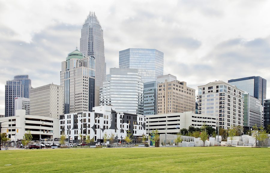 Charlotte Uptown NC