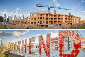 For-Sale Office and Units Under Construction in South End