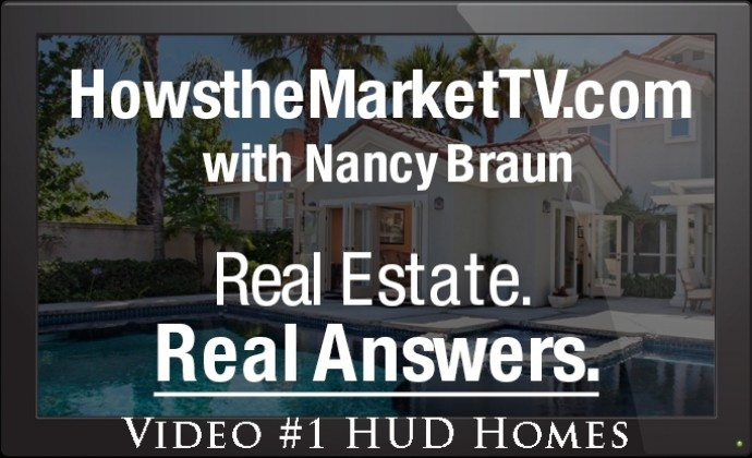 HowstheMarketTV com – HUD Homes – Charlotte Homes For Sale | North