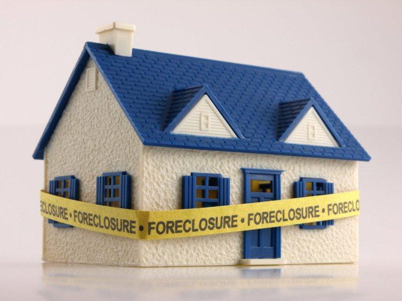 foreclosure homes NC