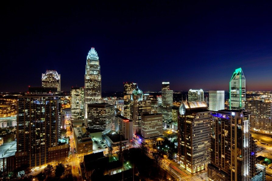 Charlotte NC 2nd top in US