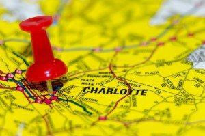 Charlotte NC equity drop