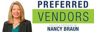 Nancy Braun Preferred Vendor List