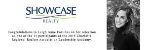 Showcase Realty Congratulates Broker Leigh Anne Forlidas