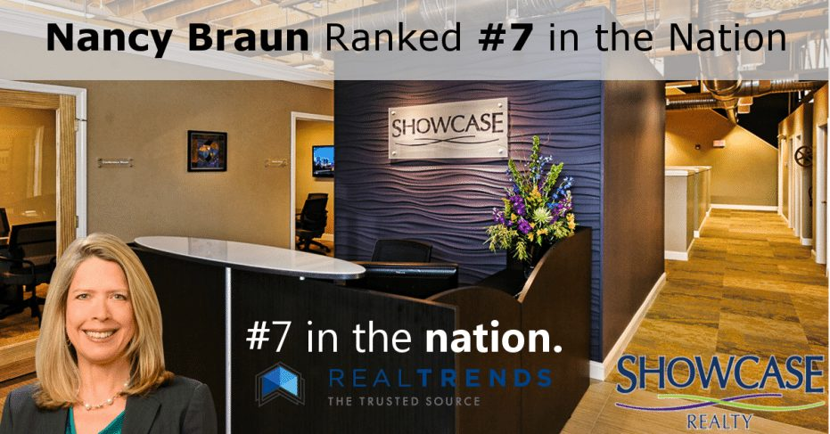 Nancy Braun rank #7 in the Nation