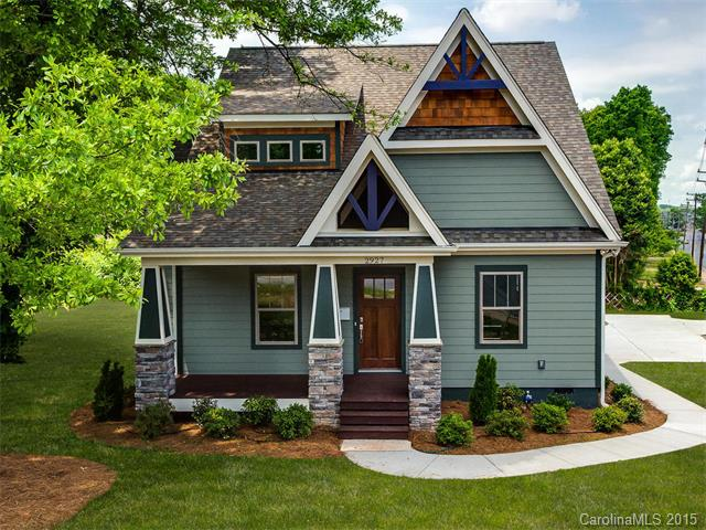 House For Rent: 2927 Clemson Ave Charlotte NC