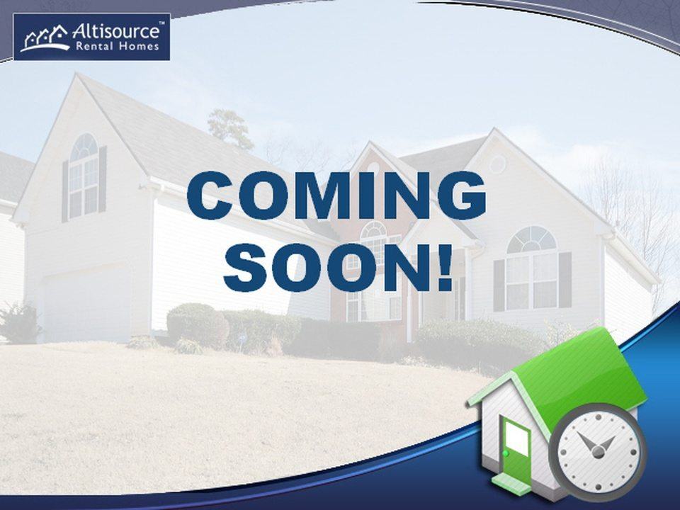 Coming soon homes