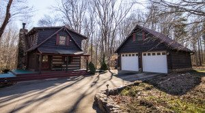 Tranquil Cabin & 40 Wooded Acres