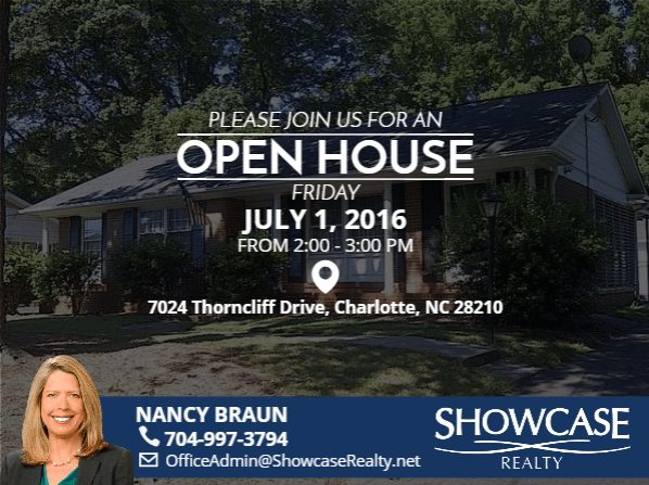 7024 Thorncliff Drive, Charlotte, NC 28210