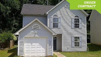 4206 Parkdale Drive, Charlotte NC 28208, home for sale