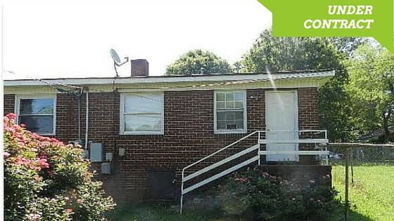 Income Producing Full Brick Duplex Home Near Uptown Charlotte For Sale, home for sale