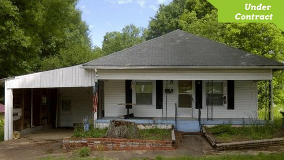 404 W 1st Street Cherryville NC 28021, home for sale