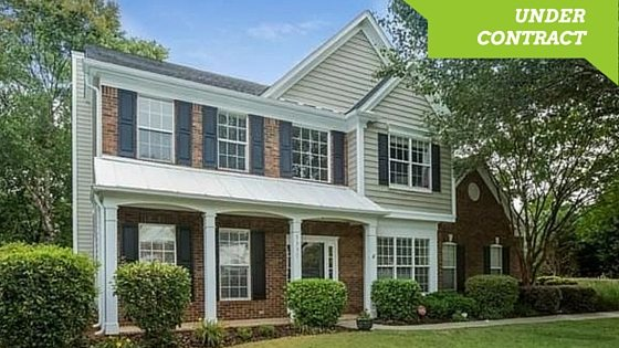 Stylish Home in South Charlotte's Cady Lake for Sale, home for sale