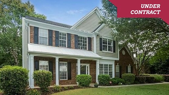 Under Contract Hot New Home For Sale in Cady Lake Ballantyne Area!