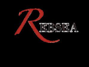 REBSEA transparent logo by paul torniado