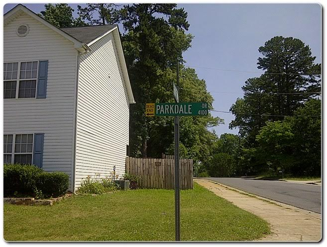 4206 Parkdale Drive, Charlotte NC 28208