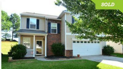 2416 Nettleton Court Matthews NC 28105, Home for Sale