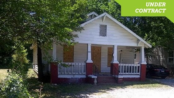 634 Bradford Drive Charlotte NC 28208, home for sale