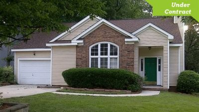 3517 Cliffvale Ct Charlotte NC 28269, home for sale. sold,under contract