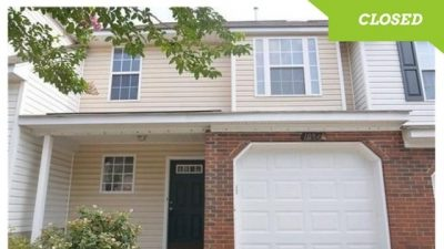 10841 Twisted Bark Ln Charlotte NC 28213, townhouse for sale