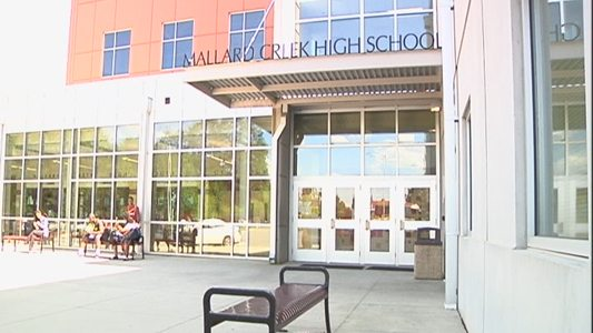 Mallard Creek High School, home for sale