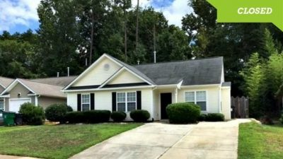 4908 Elizabeth Road, Charlotte NC 28269, home for rent