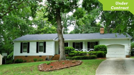 6900 Porterfield Road, Charlotte NC 28226, home for sale
