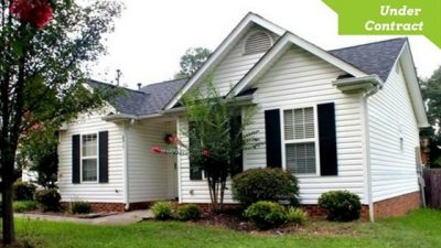 Home for Sale with Great Curb Appeal in Lynworth Subdivision