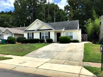 4908 Elizabeth Road Charlotte NC 28269, home for sale