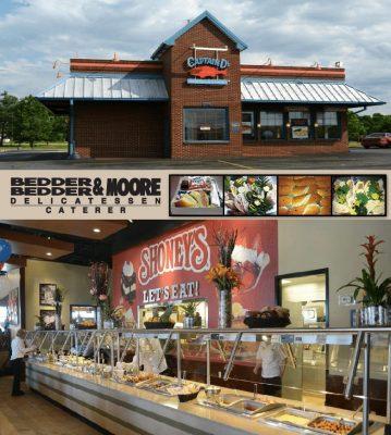 Shoney's Family Restaurant, Bedder Bedder & Moore, Captain D's