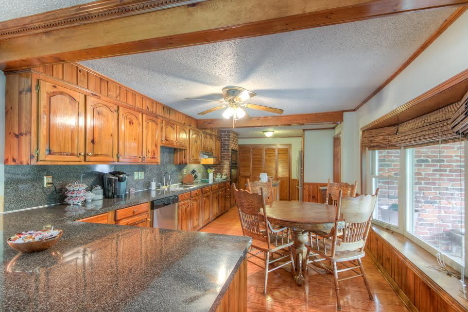 Breathtaking Home for Sale On Large Acreage, 6725 Sullins Road Charlotte NC 28214