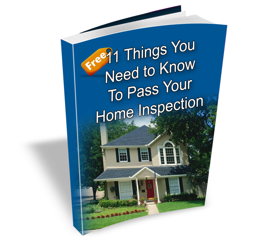 11 Things you need to know to pass your home inspection