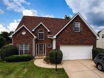 1614 Mountain Ashe Court Matthews NC 28105, home for sale