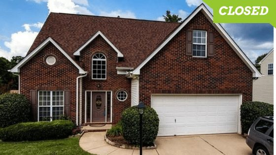 Traditional Home for Sale With Gorgeous Exterior, 1614 Mountain Ashe Court Matthews NC 28105