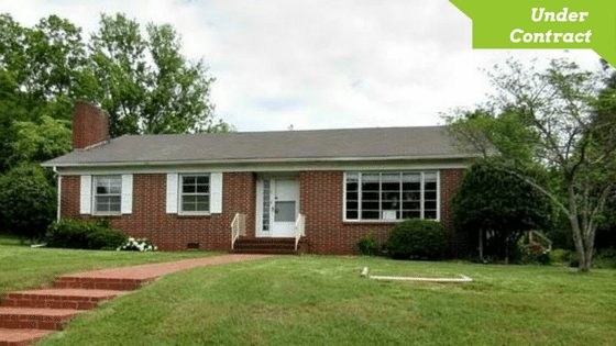 Full Brick Veneer Bungalow Home In A Corner Lot