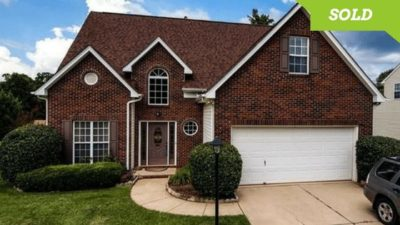 Homes in Matthews NC
