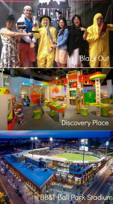 BB&T Ball Park stadium, Discovery Place, Black Out, 7018 Hidden Creek Drive Charlotte NC 28214, home for sale