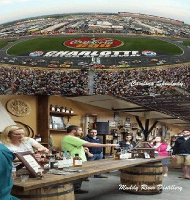 113 Walking Horse Run Stanley NC 28164, Muddy River Distillery, Carolina Speedway