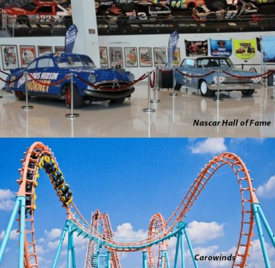 Nascar Hall of Fame, Carowinds, 8331 Knights Bridge Rd Charlotte NC 28210, townhouse for sale