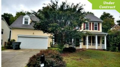 11404 Hunters Landing Drive Charlotte NC 28273, home for sale