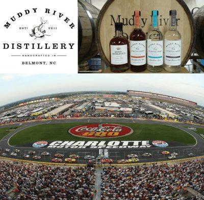 Carolina Speedway, Muddy River Distiller, home for sale