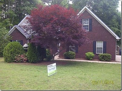 Home for rent 3400 Marble Clay Court Monroe NC 28112