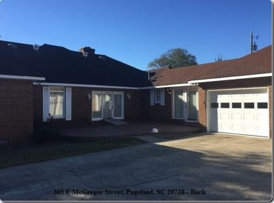 Home for sale 305 E Mcgregor St Pageland SC 29728