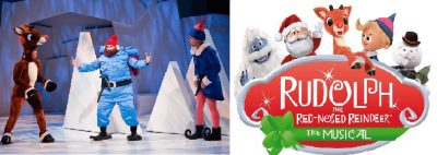 Duke Center for the Performing Arts, thanksgiving 2016,Rudolph the Red-Nosed Reindeer: The Musical