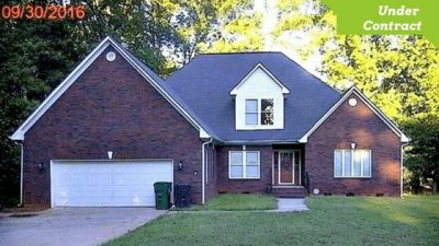 home for sale in Charlotte NC, 8204 Bella Vista Court Charlotte NC 28216