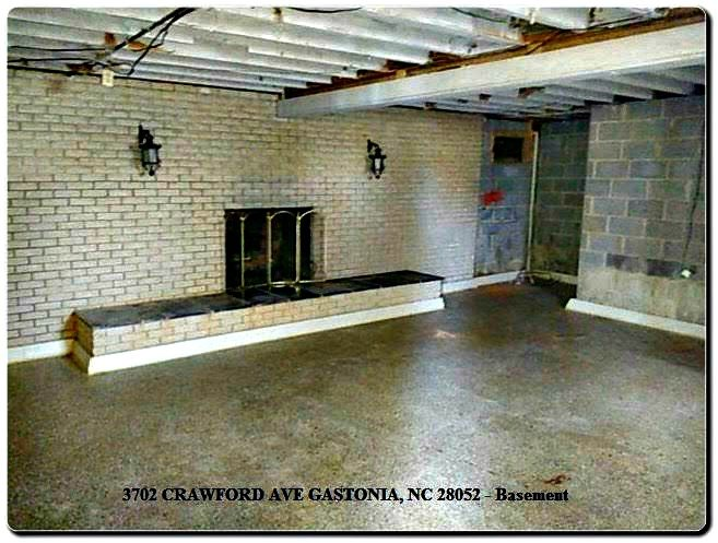 Ranch home for sale in Gastonia NC, 3702 Crawford Avenue Gastonia NC 28052,homes for sale in NC, Showcase Realty, NC Realtors
