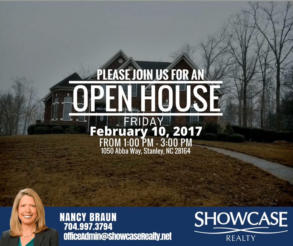 Open House, 1050 Abba Way Stanley NC 28164,home for sale in Stanley NC, Stanley NC, North Carolina, Home Search, Investment