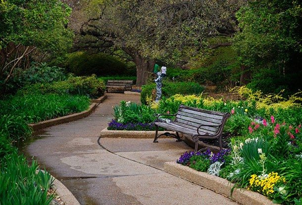Botanical Garden, Last-Minute Valentine's Day Plans in the Charlotte NC Area, Charlotte NC, Homes for Sale in Charlotte NC, Showcase Realty, NC Realtors, Property Investment