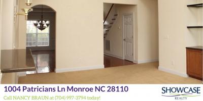Monroe NC Homes