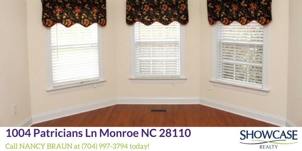 1004 Patricians Ln Monroe NC 28110 | Home for Sale